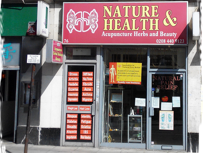 Acupuncture in Barnet
